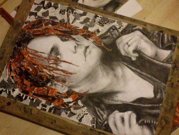 Gerard Way par Annabella